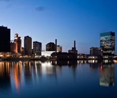 city skyline - Cherryroad Technologies